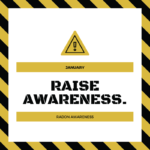 Radon Awareness Month: Aging Life Care Specialists® go Underground